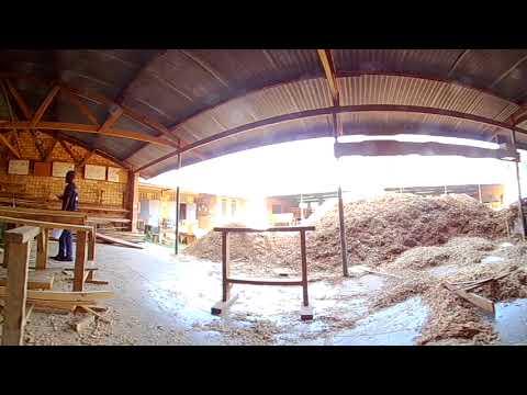 How to shred timber #VRSkillsChannel #Carpentry #VirtualReality #SkillingUganda