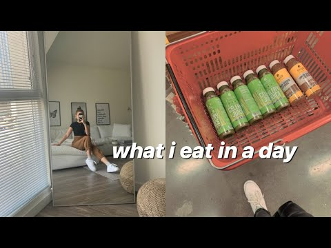 WHAT I EAT IN A DAY: healthy & affordable