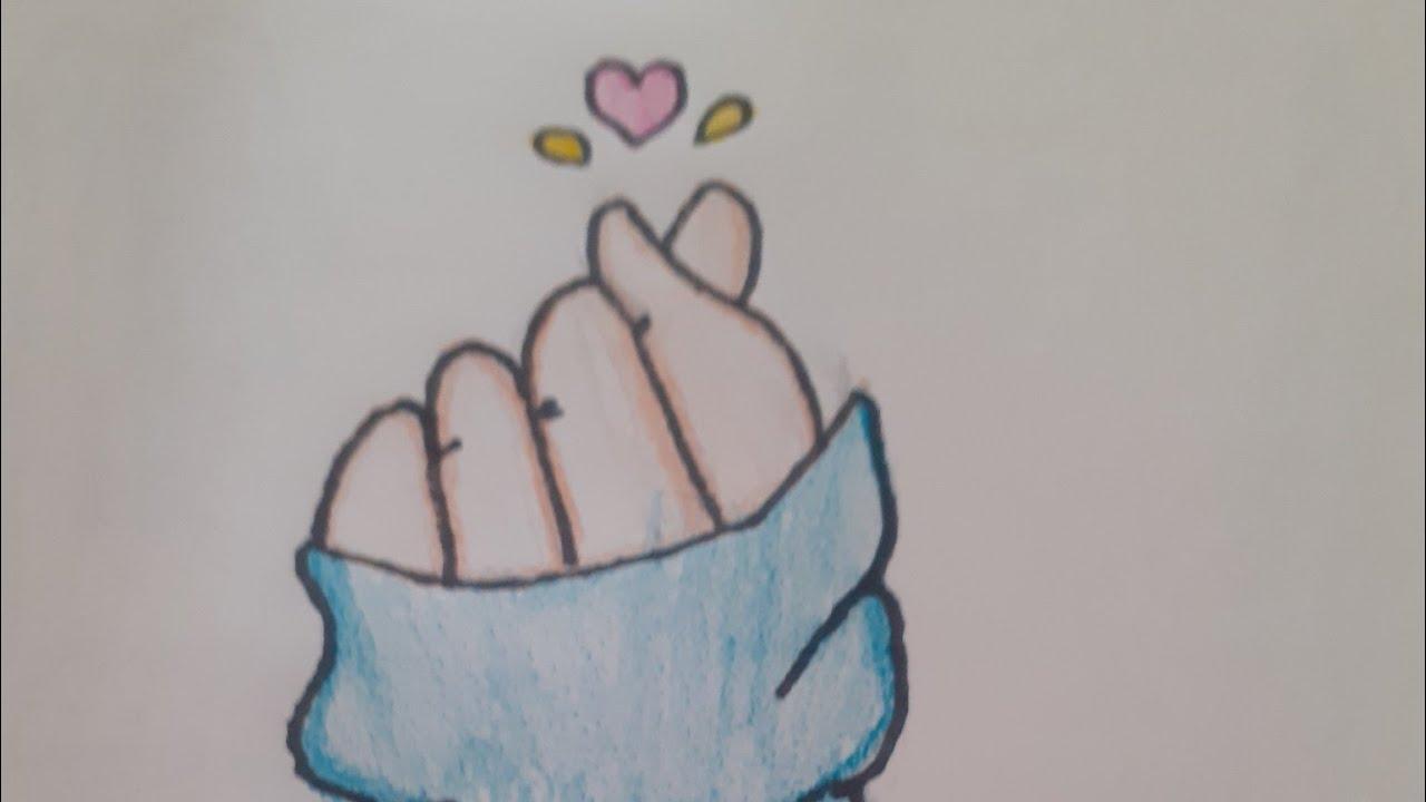 Download Como fazer um desenho Tumblr super fácil (passo a passo)