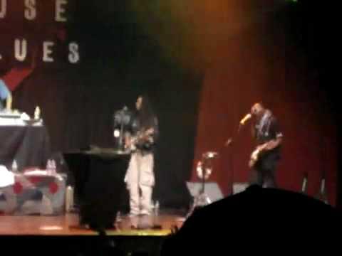 Q-Tip Performance ft. Prince