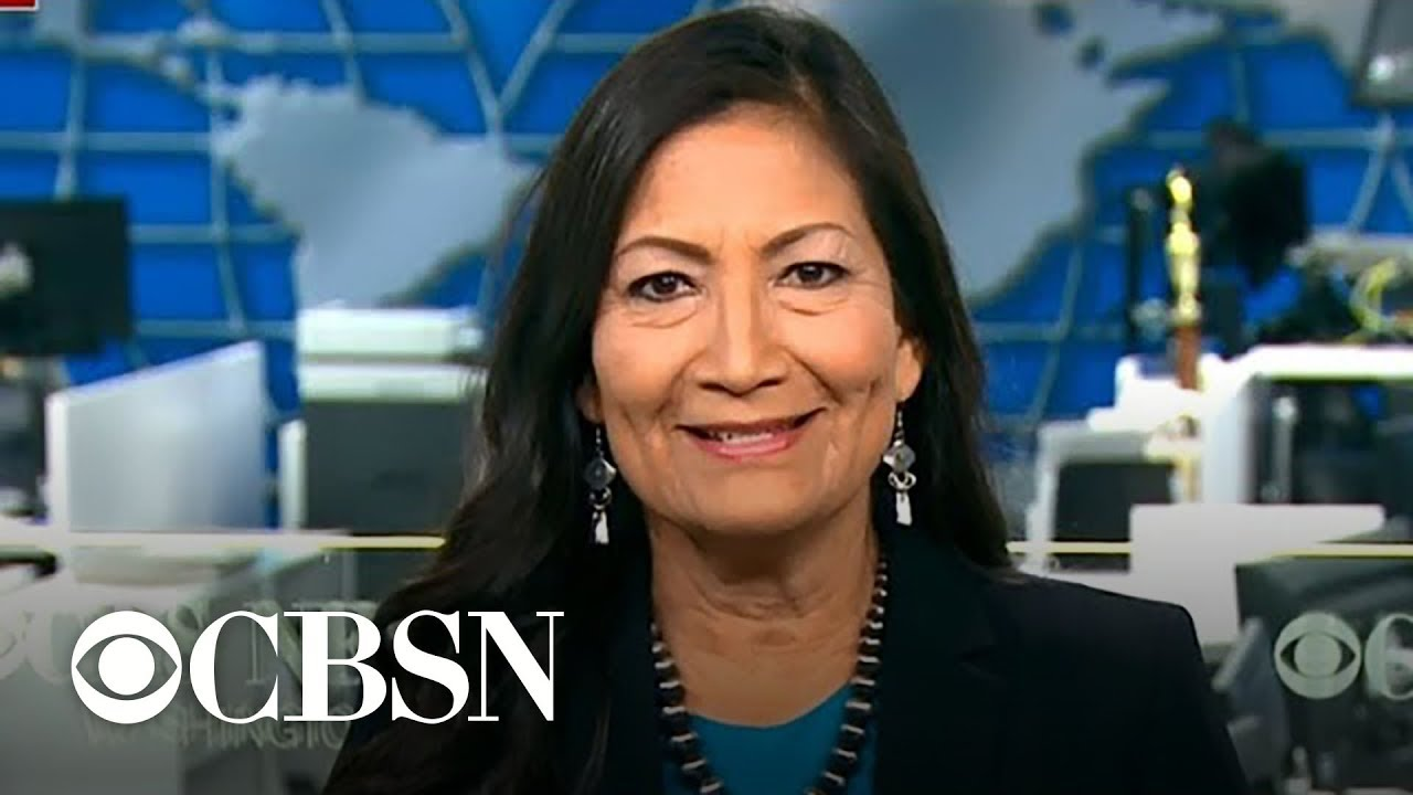 One of the first Native American women elected to Congress heads to Washington