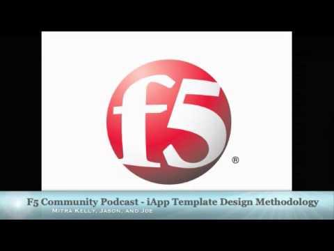 iApp - Template Design Methodology