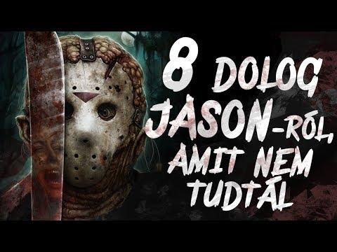 8 dolog JASON-ről, amit NEM TUDTÁL