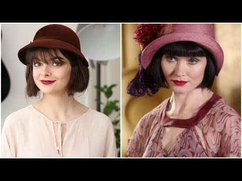 Phryne Fisher (Miss Fisher's Murder Mysteries) | Tutorial | Beauty Beacons Of Fiction