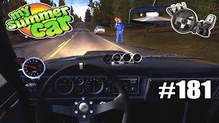 My Summer Car - FINALMENTE LIGAMOS O CARRO! #181 ‹ Getaway Driver ›