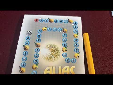 Party Alias - объяснение правил игры за 4 минуты