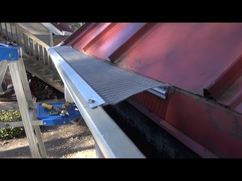 Install Gutters On A Pole Barn Doovi