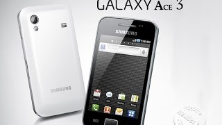 Видео обзор смартфона Samsung Galaxy Ace 3