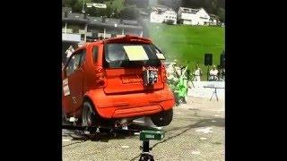 Mercedes Benz Smart ForTwo vs Fiat 600 2005