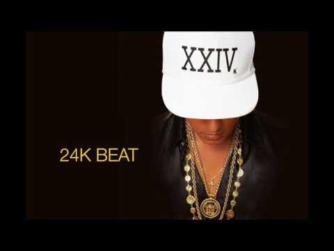 24K BEAT  Bruno Mars VS The Whispers rickyBE Mashup