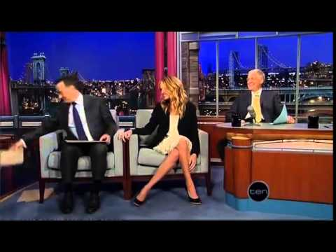Julia Roberts e Tom Hanks - Letterman - 2011 - SUB ITA
