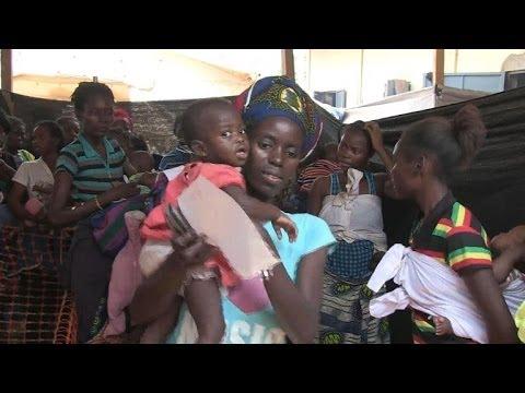 Centrafrique: les humanitaires sont débordés à Bangui