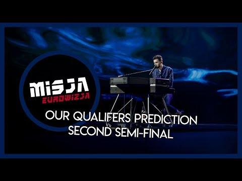 EUROVISION 2019 | OUR QUALIFERS PREDICTION | SEMI-FINAL 2