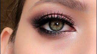 Видео урок по макияжу глаз
