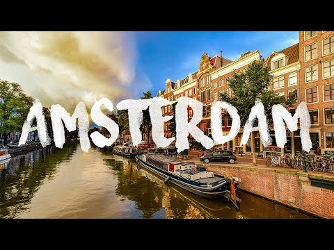 A trip to Amsterdam