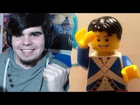 Mark es un LEGO?? 😱 | Video Reacción | MarkGamer03