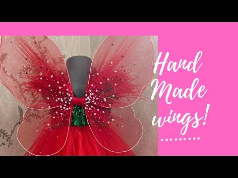 Сшить костюм бабочки для девочки своими руками сшить