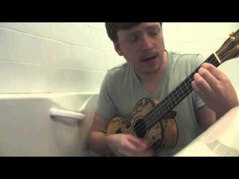 """Christmas (Baby Please Come Home)"" ukulele cover by Robert Borden"