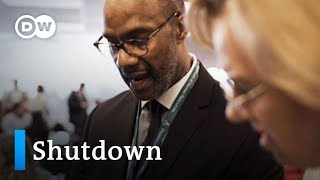 US Government shutdown: Furloughed workers look for jobs | DW News