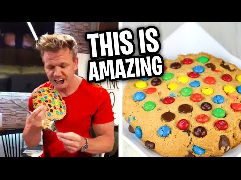 12 Times Gordon Ramsay Actually LIKED THE FOOD!