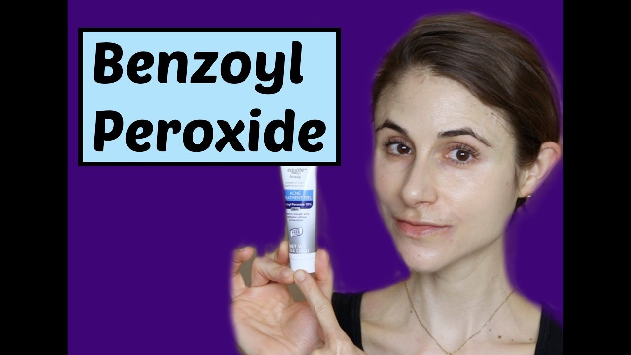 Benzoyl Peroxide Dermatologist 1 Acne Fighting Ingredient Dr