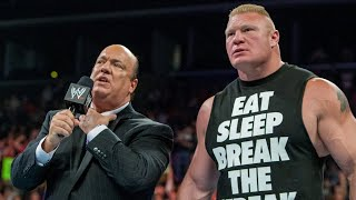 Paul Heyman's greatest mic drop moments: WWE Playlist