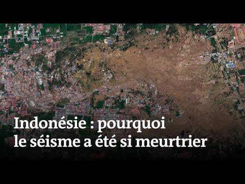 Indonésie : pourquoi le séisme a été si meurtrier