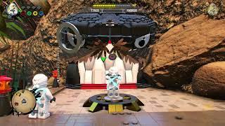 LEGO The Ninjago Movie: Video Game - Ninjago City North 100% Complete [PS4]