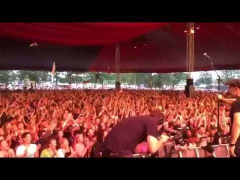 Crowd Goes Wild for Calypso Rose at Roskilde Festival, Denmark 2016