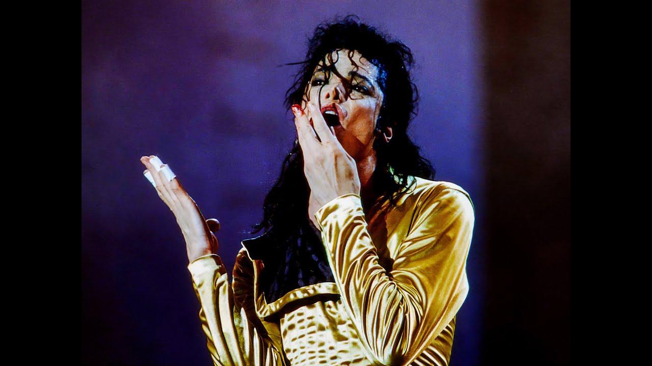 Michael Jackson - Human Nature & Man in the Mirror (Live in Copenhagen, 1992)