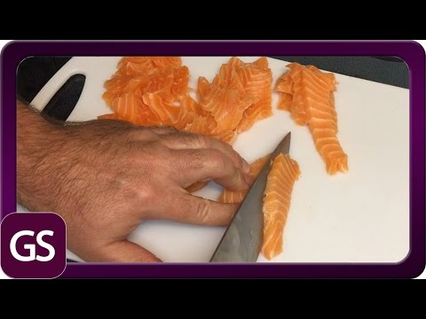 How To Make Safe Raw Salmon For Sushi Sashimi Nigiri Lox At Home