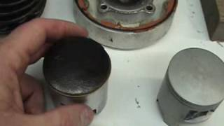 (2)- Two Stroke Piston Problems