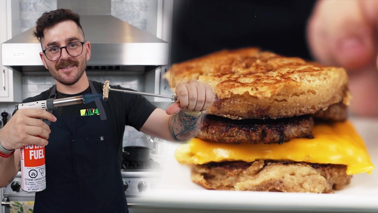 making a mcdonald's mcgriddle