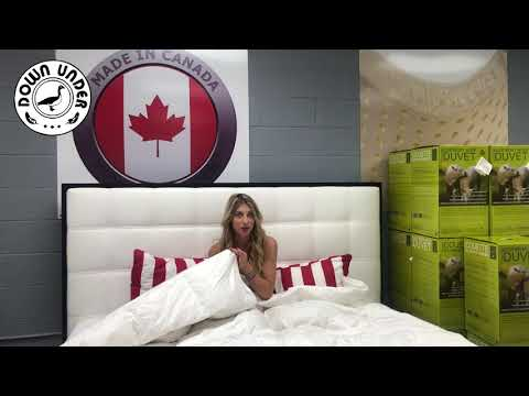 The Hungarian Down Duvet Filled In Canada