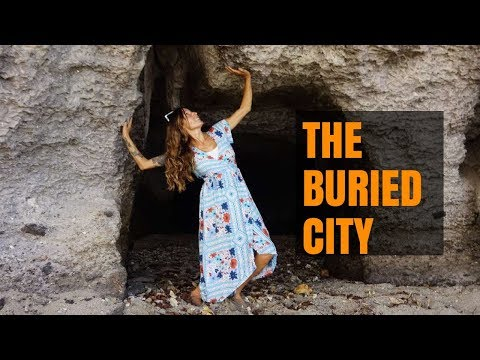 Volcanoes, World Wars & the Buried City (Sailing Nandji) Ep 86