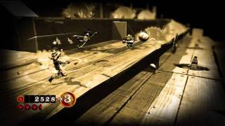 The Gunstringer (Kinect) demo gameplay - The Big Easy Reckoning