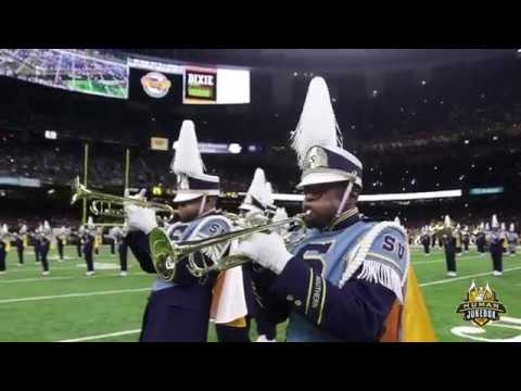 Southern University Human Jukebox Bayou Classic 2017 Halftime Show