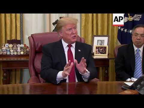 US trade rep. cites progress in China trade talks Mp3
