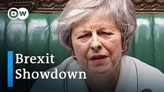 What's at stake ahead of the Parliament's Brexit Vote | DW News