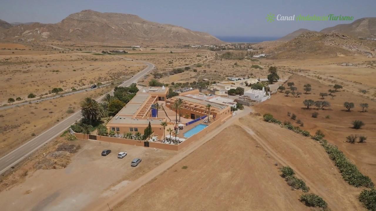Hotel De Naturaleza Rodalquilar Cabo De Gata Níjar Rodalquilar Almería Youtube