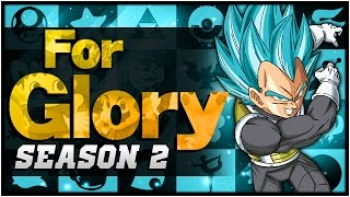 Super Smash Bros. Wii U - For Glory! Season 2 Vegeta! (Fox)
