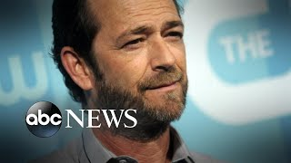 911 call released after Luke Perry\'s stroke l GMA