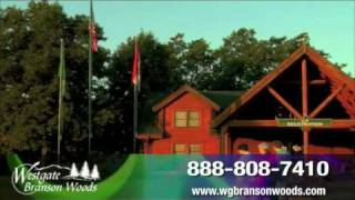 Westgate Branson Woods - Branson Missouri Lodging Cabins and Resorts