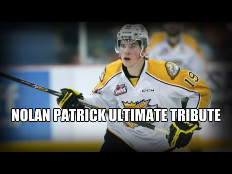 "#19 Nolan Patrick Ultimate Tribute ""2017 Projected 1st overall pick"" Highlights I HD"