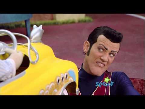 LazyTown S01E04 Crystal Caper 1080i HDTV