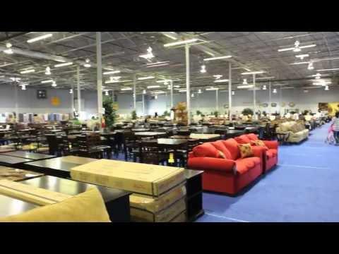Huge Furniture Store in Dallas - American Furniture Mart