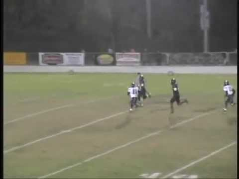 Devin Velez Football Highlights 2012-Southwest High School C/O 2013