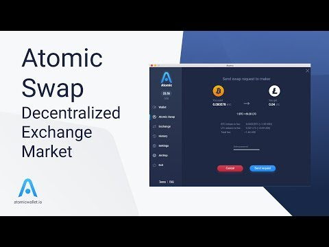 How To Start Atomic Swap In Atomic Wallet