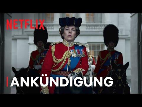 The Crown: Staffel 4 | Ankündigung | Netflix