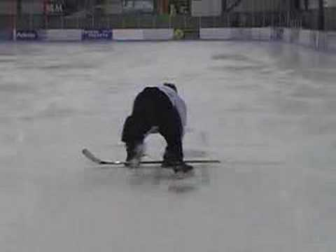 Hockey Powerskating Drills From Canada Part 1 Youtube